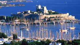 istanbul bodrum tour package