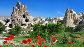istanbul cappadocia tour package