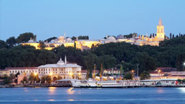shore excursions istanbul