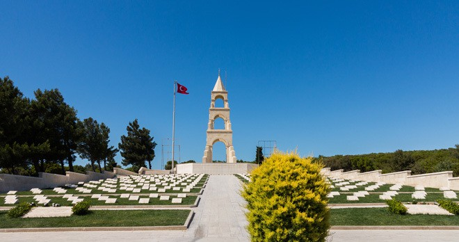 Gallipoli Helles Tour from Istanbul