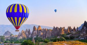 cappadocia day trip from istanbul turkey