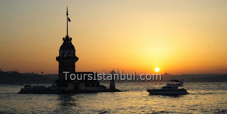 istanbul bosphorus sunset cruise tour