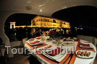 Bosphorus Dinner Cruises Istanbul