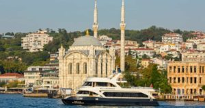istanbul boat charter