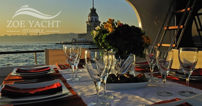 istanbul fine dining cruise