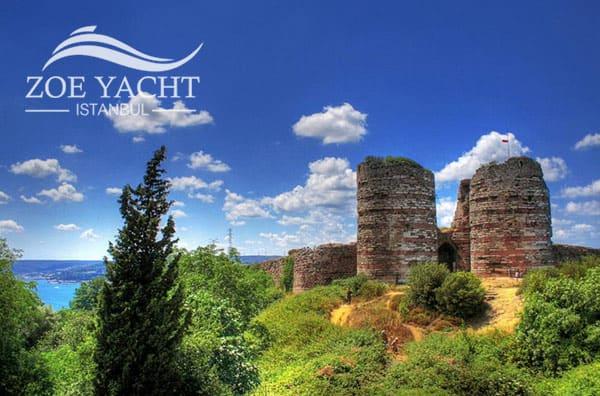 anadolu kavagi yoros castle