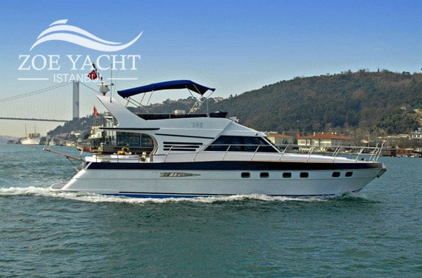 istanbul yacht rental