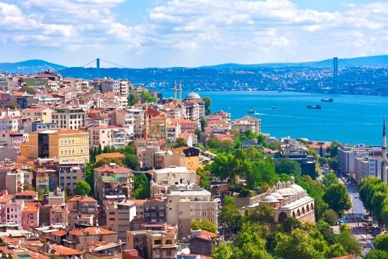 bosphorus taksim istanbul