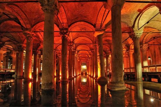 underground bascilica cistern
